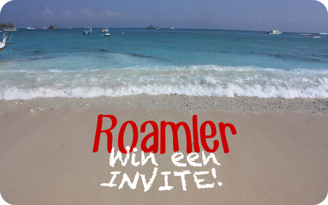 win een invite!