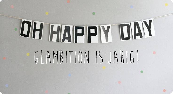 glambition jarig